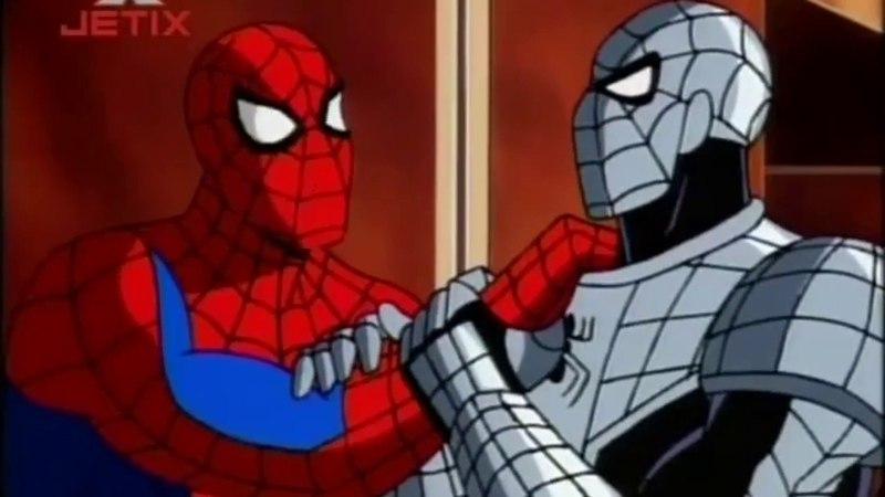 В своем мире я мульти миллиардер а ты нет Человек Паук 1994 HD