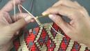 คลิปการถักเป้ Wayuu 7