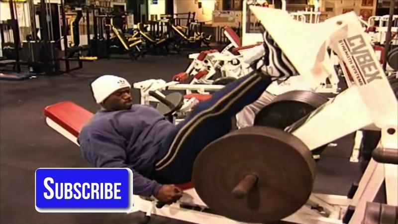 Flex Wheeler - Legs Workout For 1998 Mr.Olympia - YouTube