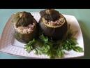 Фаршированые кабачки с грибами Рецепт бомба Как и сам вид