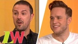 Olly Murs Is So Ready to Be a Dad Loose Women