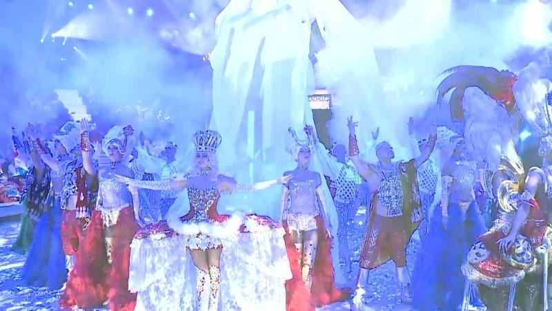 Первый Тульский - в Туле стартовал Королевский цирк Гии Эрадзе