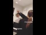 Alycia Debnam-Carey with Maia Mitchell and Cierra Ramirez