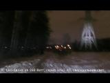 Линзованная LED-балка сверхдальнего света на 288 Ватт , серия 3400-4D