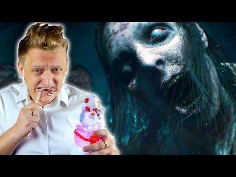 Что случилось с ВАРПАЧЕМ на СТРИМЕ Самая страшная игра Resident Evil 2 Remake прохождение
