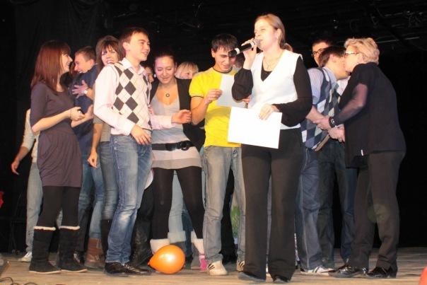 Микрофон Ваш 2010 часть 2