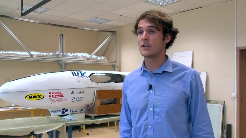 Artificial intelligence helps design an ultra-aerodynamic bike