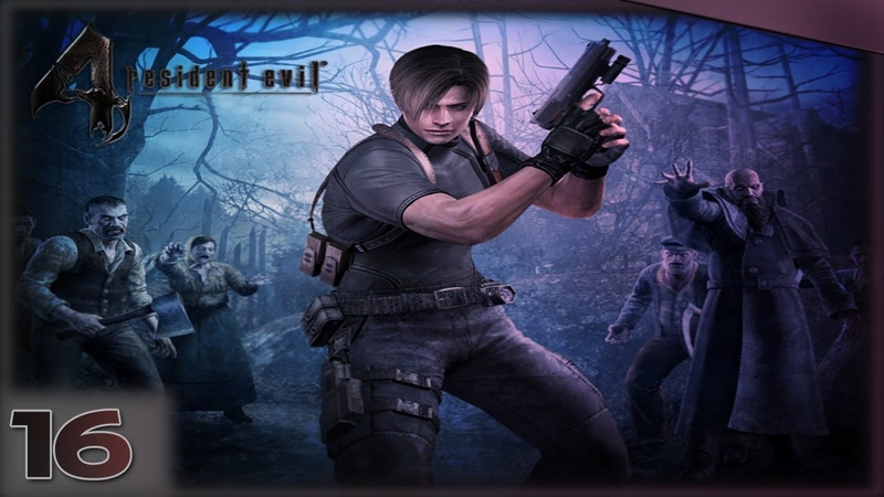 Resident Evil 4 - Рамон Салазар 16