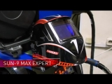 Обзор Маска сварочная AURORA PRO SUN9 MAX EXPERT