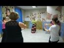 Индийский танец , йога Индира