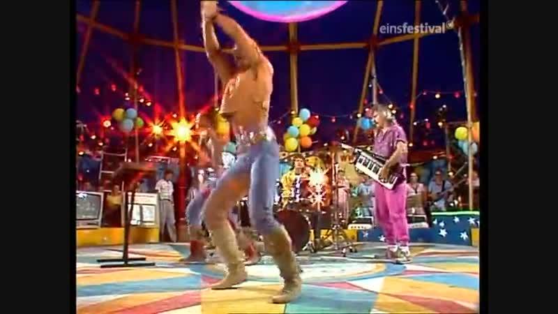 London Boys Im gonna give my Heart WWF Club 11 07 1986 EURODISCO
