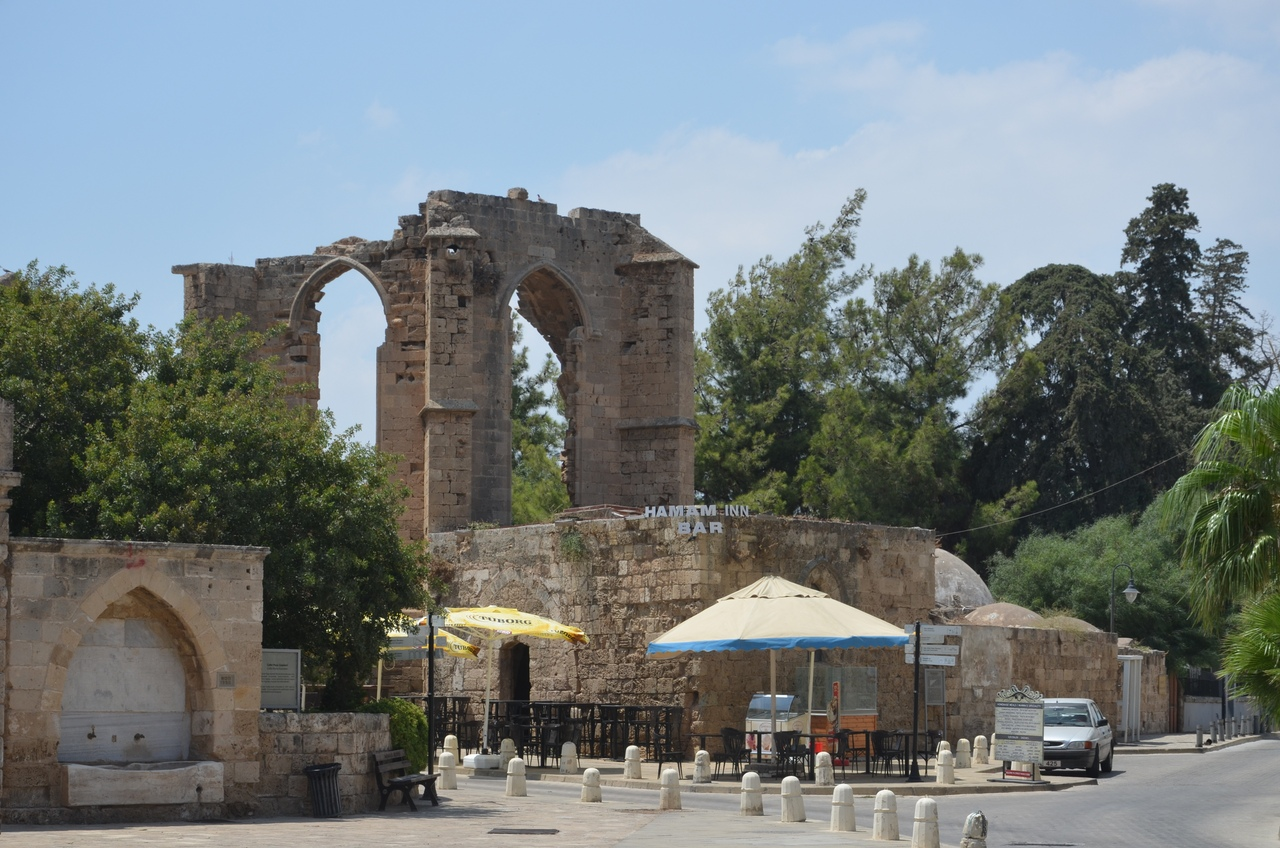 hReIUNJynEE Фамагуста самый интересный город Кипра.
