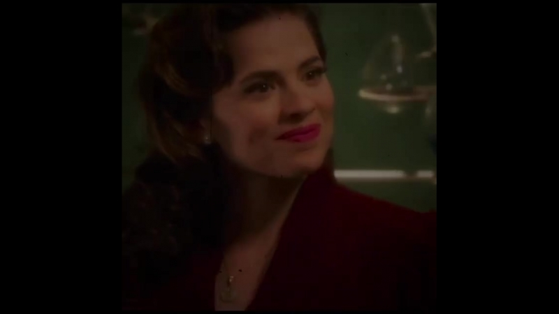 Marvel Vine Agent Carter Агент Картер Peggy Carter Margaret Carter Hayley Atwell
