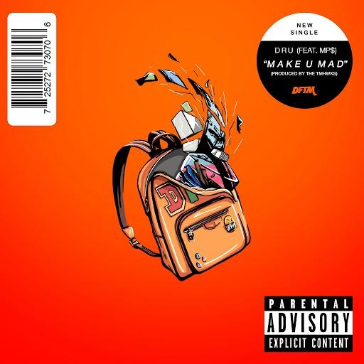 Dru альбом Make U Mad