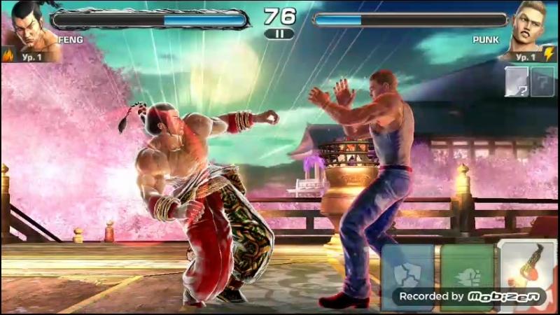 Tekken/Mobile new