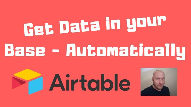 How to Automatically Fill Data in Airtable with a Zapier Integration