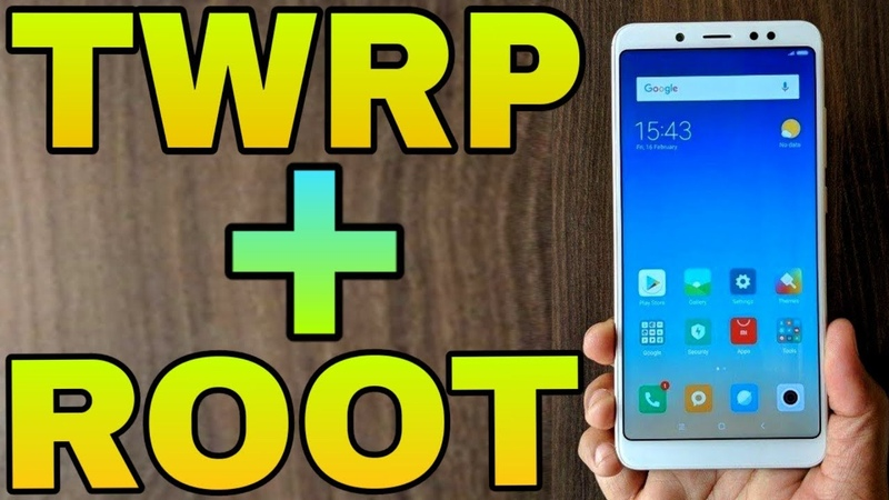 [2019 ] INSTALL TWRP AND ROOT REDMI NOTE 5 PRO