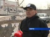 Макеты танков привезли в Свирск