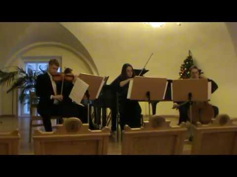 Г. Малер. Фортепианный квартет a-moll (G. Mahler. Piano quartet a-moll)