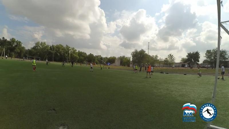 Леон - Школа 9 3-4 (2004-2005). Весь матч