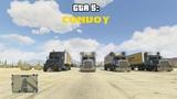 GTA 5 Online Truck Convoy (C.W. McCall) (HD)