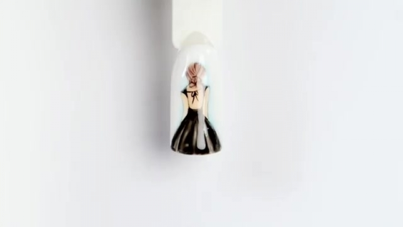 МК Маленькое черное платье