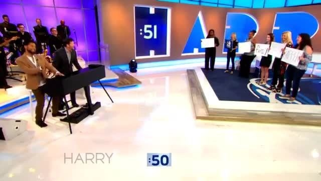 """Harry Connick Jr on Instagram """"Harry Empires @JussieSmollett have only 60 seconds to improvise a song using words like Cookie prison se..."""