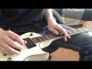 Pink Floyd High Hopes Solo Slide guitar cover with bottleneck