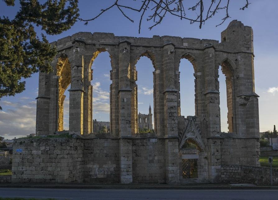 Y17fn4PFgag Фамагуста самый интересный город Кипра.
