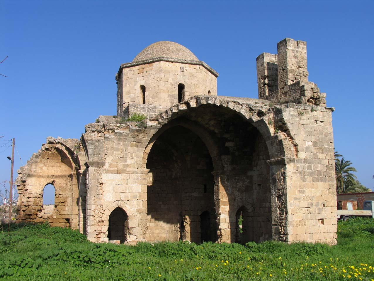 lFKvEYc9J5k Фамагуста самый интересный город Кипра.