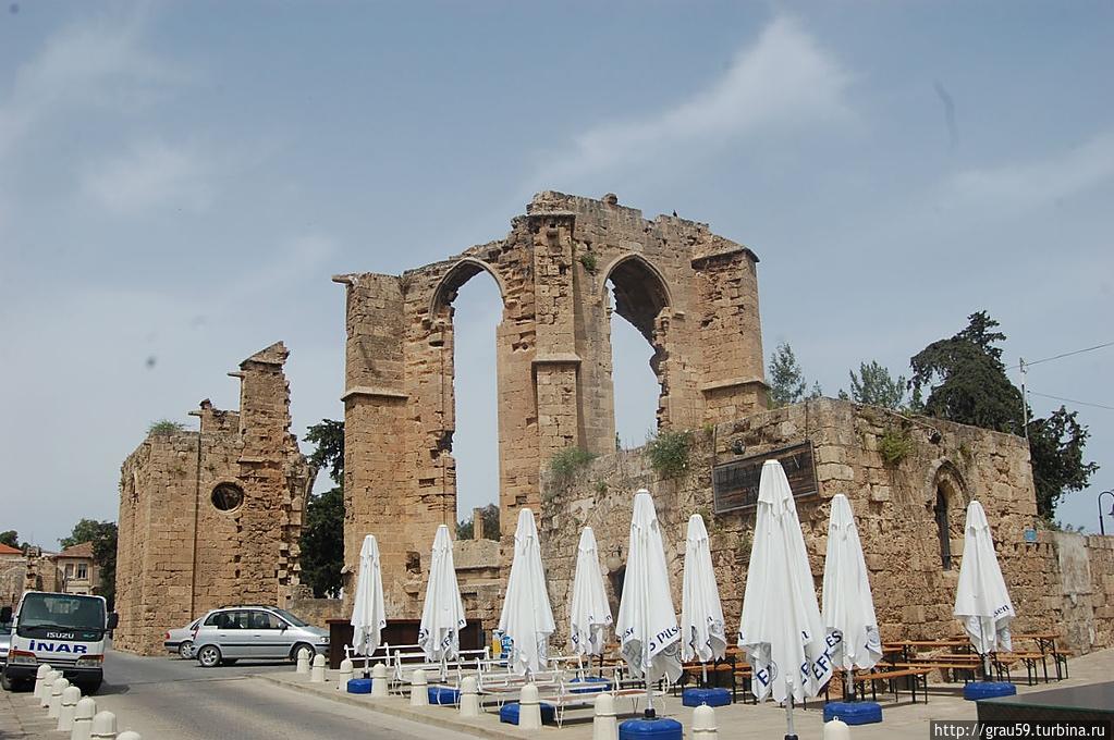 np8GXexqjt4 Фамагуста самый интересный город Кипра.