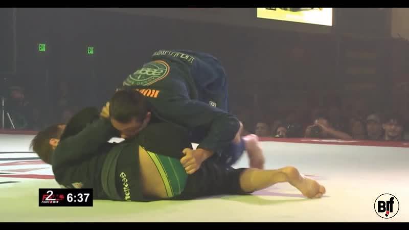 Osvaldo Queixinho Moizinho defeats Josh Rodriguez F2WinPro 93
