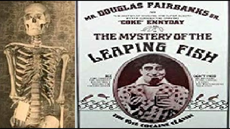 El misterio de los peces saltarines (The Mystery of the Leaping Fish, 1916) Subs. Esp.