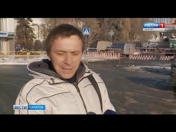 Ни съехать, ни подняться: что создает пробки на мосту Саратов-Энгельс?