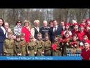 Сирень Победы в Летнем саду г.о. Тейково