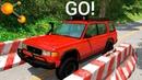 ТРЮКИ ТУРИСТОВ ► BeamNG drive КРАШ ТЕСТ (Crash test)