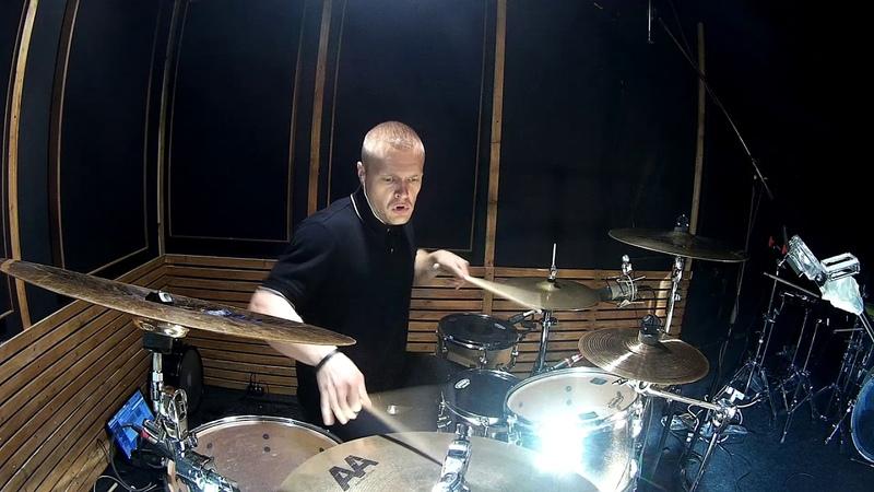 Stim Axel - Без Тебя (drum cover by Aleksey Polyarny)