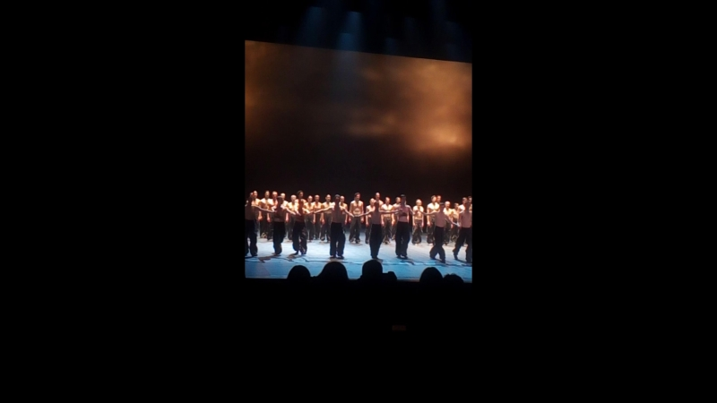 Овации балетной труппе Парижской национальной оперы в НОВАТе