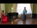 Татьяна Гайворонская Ария Мими из оперы Богема фрагмент Концертмейстер Татьяна Кузуб