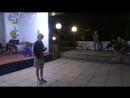 Смена КреативЪ 2018 8 день Театр Живая поэзия Мызина Александра 9 отряд