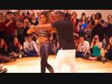 Khalid - Coaster Dance _ Zouk _ Carlos da Silva Fernanda da Silva _ Boston Bra