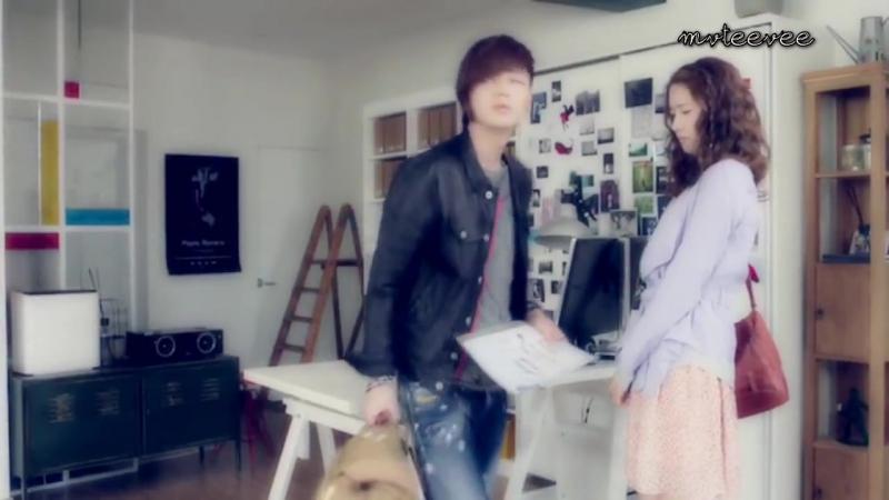 Im YoonA Jang Geun Suk - Run Devil Run (SNSD)