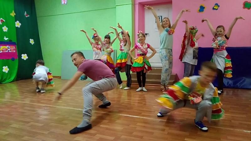 Первоклассные каникулы День четвертый Бразилия Карнавал