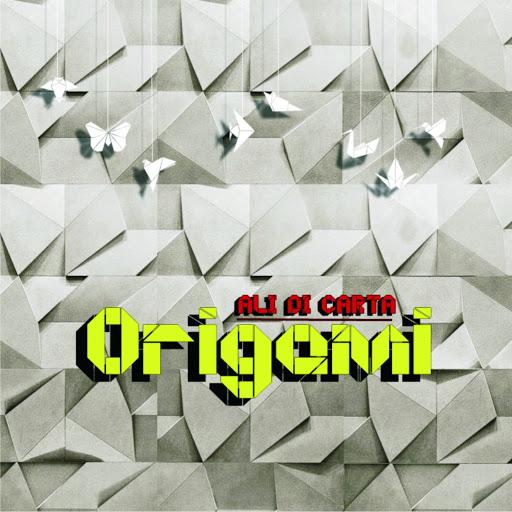 Оригами альбом Ali di carta