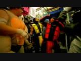 Mortal Kombat VS New York City_ FLASH DANCE ROUND 2