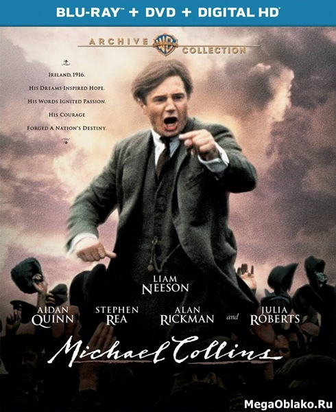 Майкл Коллинз / Michael Collins (1996/BDRip/HDRip)