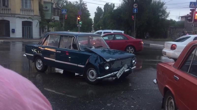 ДТП Насти Годовиковой 08 09 18