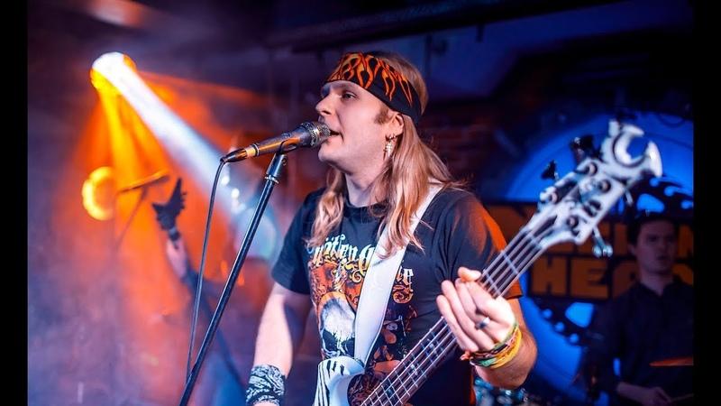 Wild Blood One Hot Night Machine Head Club Саратов Live 29 12 2018