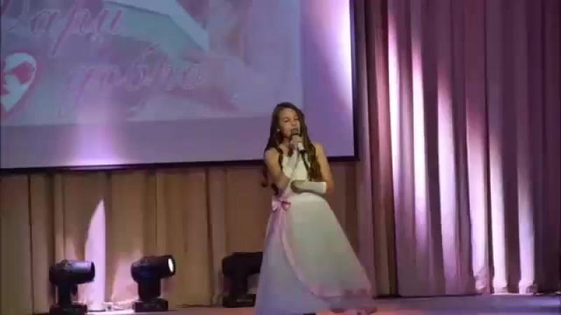 Благотворительный концерт в гимназии №1 пгт Богатые Сабы