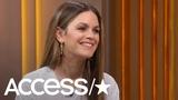Rachel Bilson On Working With Eddie Cibrian On ABC's 'Take Two'